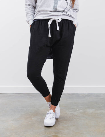 Bondi Trackies Black