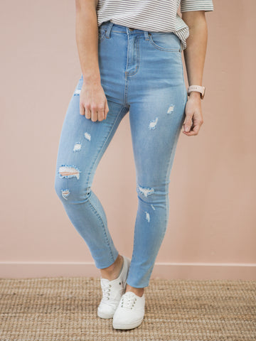 The Betty Jeans High Rise