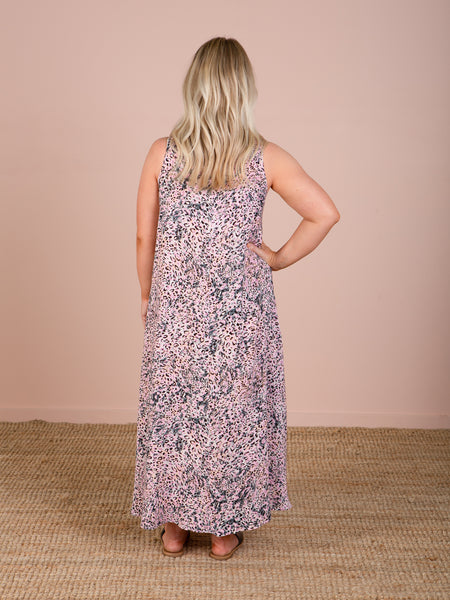 Havana Maxi Dress Pink