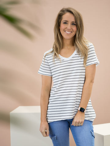 Thornton Tee - Stripe