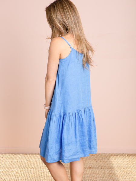 Majorca String Dress - Marina