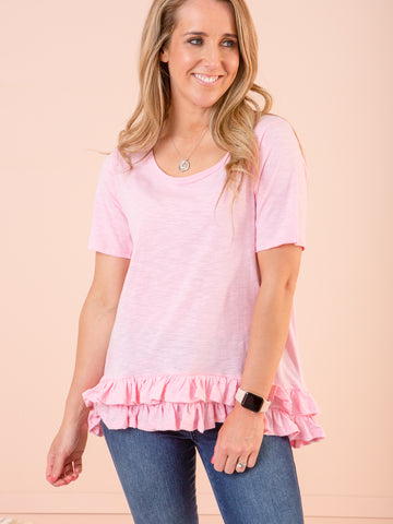 Sorrento Tee Betty Basics - Ballet