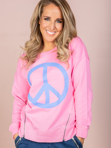 Love And Peace Crew - Pink