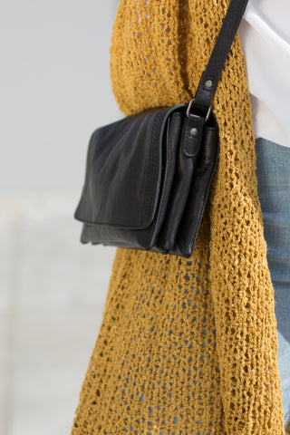 Gloria - Sling Bag Black