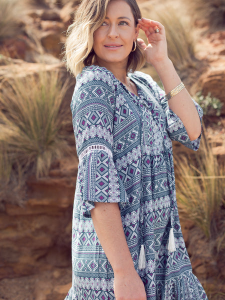 Aquarius Gypsy Tunic