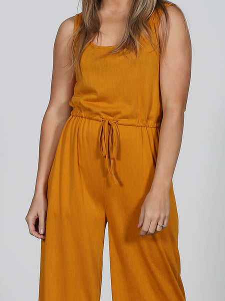 Maldives Jumpsuit - Mango