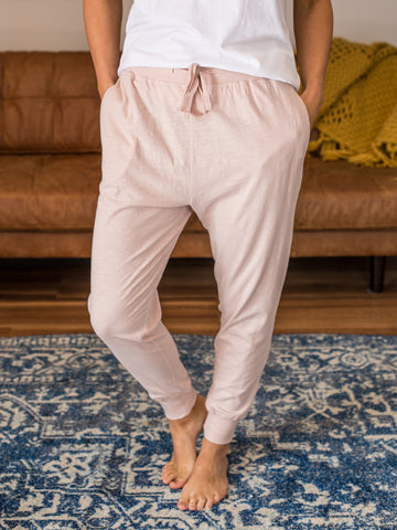 Camilla Trackies Blush