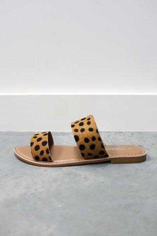 Dakota Slide - Leopard
