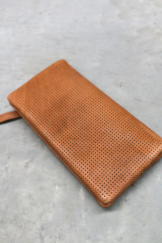 Samantha Wallet - Tan