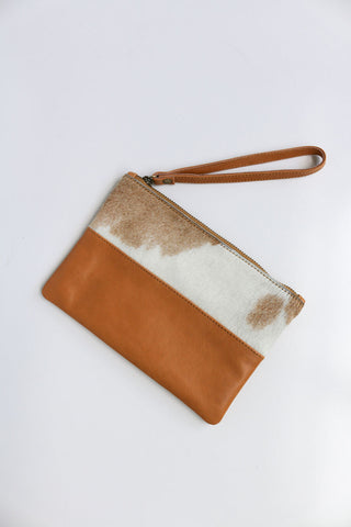 Sorrento Leather Pouch