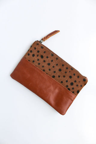 Sicilian Leather Purse