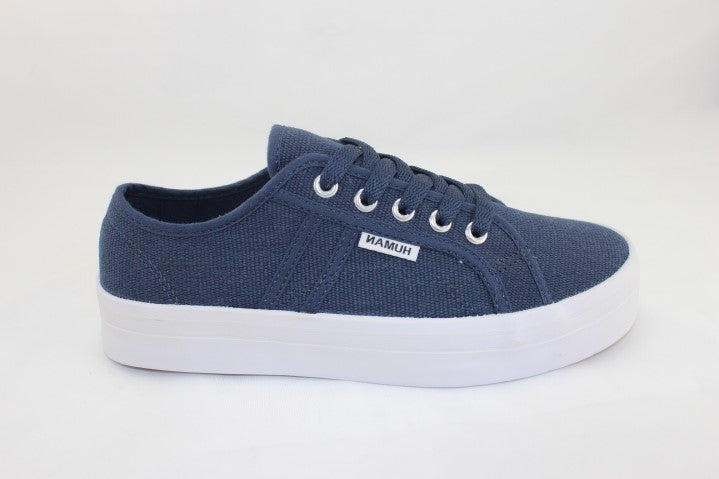 Lift Canvas Sneakers - Navy