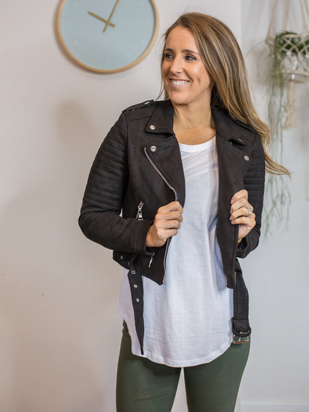 Lexi Jacket Black