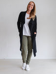 Zara Cardigan Black