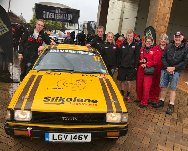 What a Result! - Big Up for Midgley Motor Sport Down Under