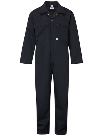 Zip Front Boilersuit (bulk price £13.18 + VAT)