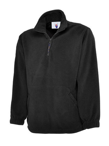 1/4 Zipped Fleece (bulk price £9.94 + VAT)