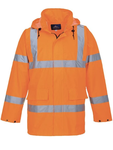 Hi-Visibilty Lite Traffic Jacket (bulk price £17.09 + VAT)