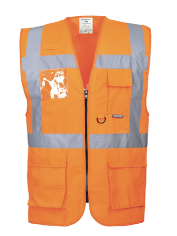 Berlin Executive Vest (bulk price £5.51 + VAT)
