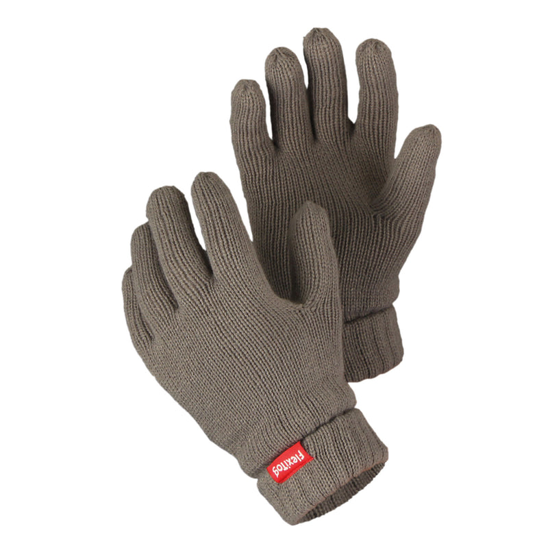 FlexiTog Alaska Women's Knitted Thinsulate Lined Glove - WarmClothing.co.uk