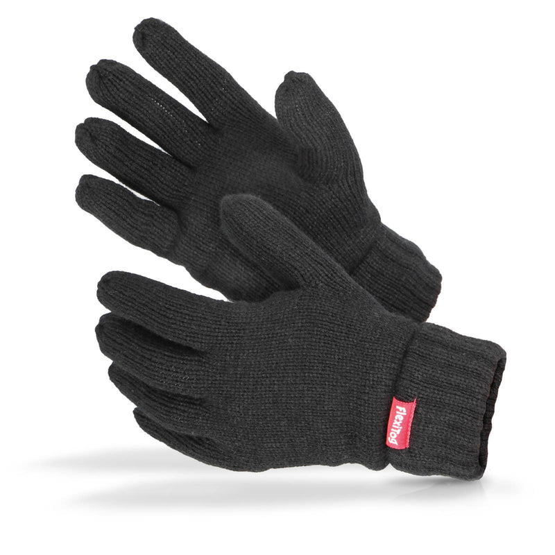 FlexiTog Siberia Knitted Thinsulate Lined Glove - WarmClothing.co.uk