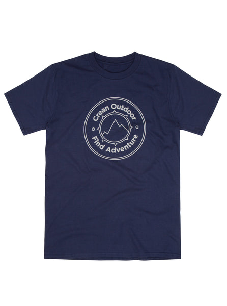 Navy sea Short sleeve Tshirt