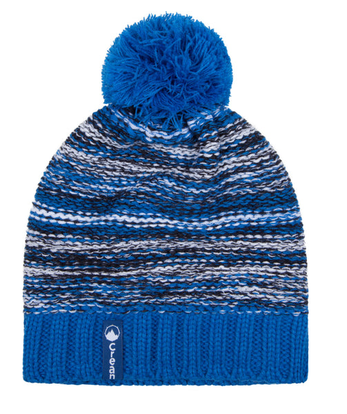 Ice Blue Beanie Hat