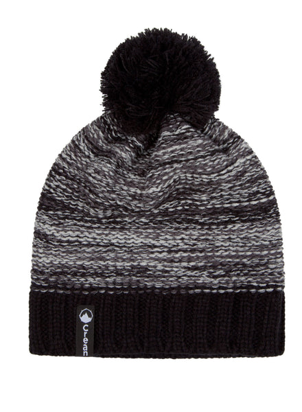 Ice Grey Beanie Hat