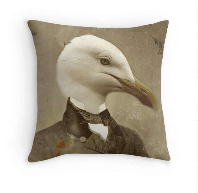 Cushion - Serendipity - Tax - Head.1 - Seagull