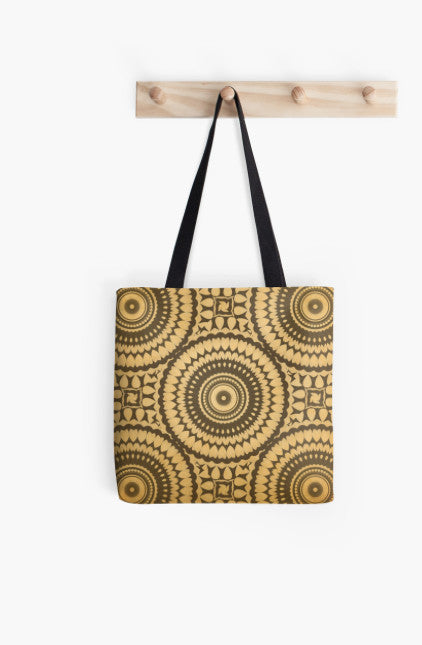 Tote Bag - Kaleidoscope - Colletta-fabric-Pattern11