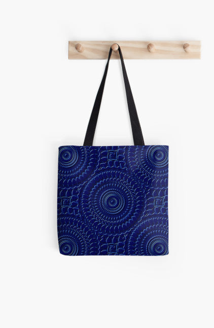 Tote Bag - Kaleidoscope - Colletta-fabric-Pattern12