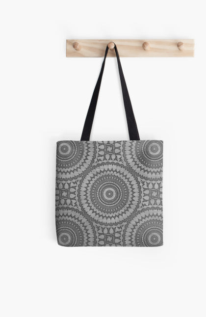 Tote Bag - Kaleidoscope - Colletta-fabric-Pattern1