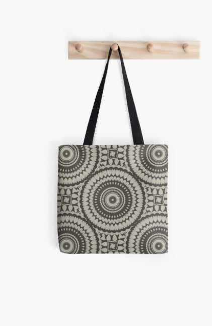 Tote Bag - Kaleidoscope - Colletta-fabric-Pattern3