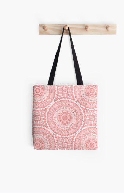 Tote Bag - Kaleidoscope - Colletta-fabric-Pattern4