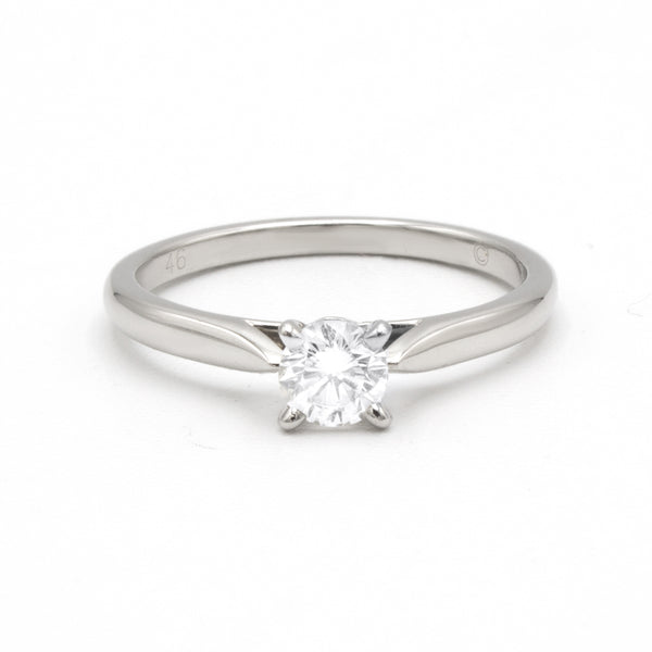 Cartier Solitaire 1895 ring