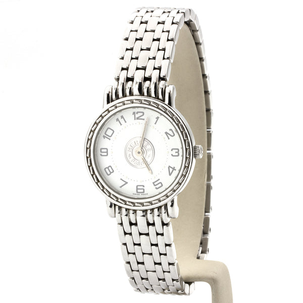 Hermes watch Sellier SE4.210