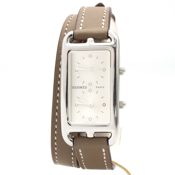 Hermes Cape Cod Dual Time