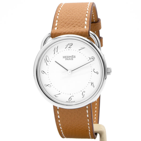 Hermès Arceau 34mm watch
