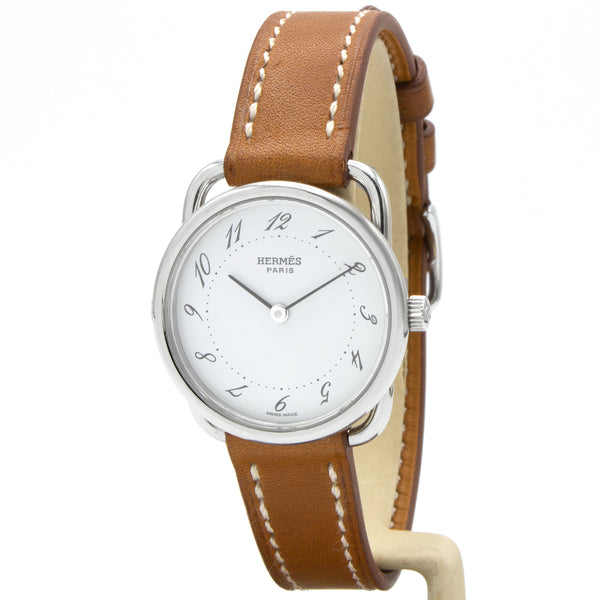 Hermes Arceau lady's watch 25mm