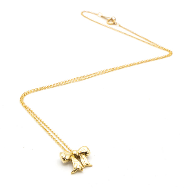 Tiffany & Co. collier Ruban 18K