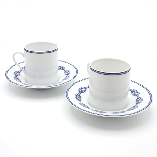 Hermes Chaine d'Ancre Coffee Set