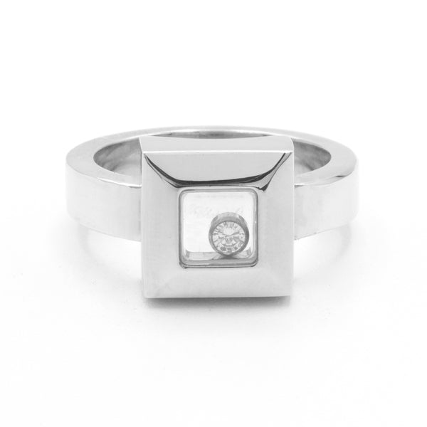 Chopard Happy Diamonds white gold  ring