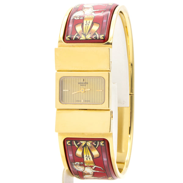 Hermès Loquet watch