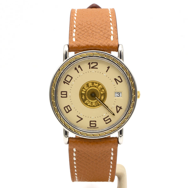 Hermes Sellier 33mm watch