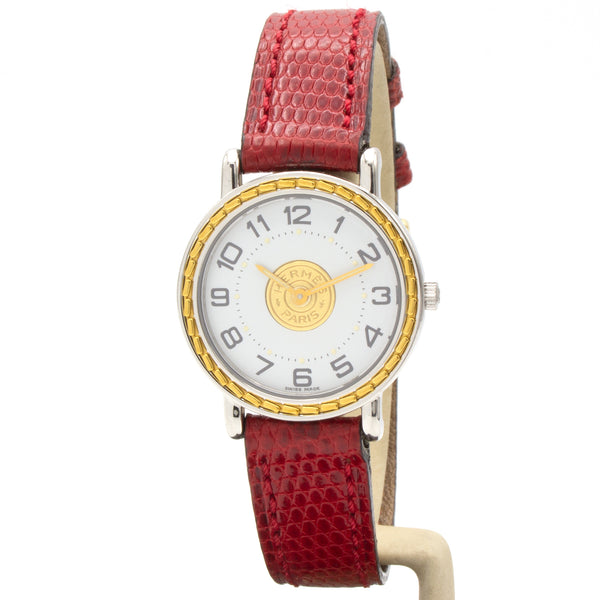 Hermes Sellier watch