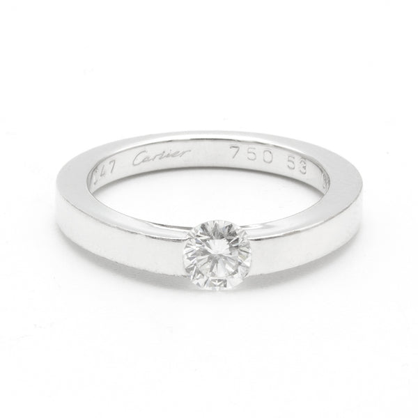Cartier Solitaire ring