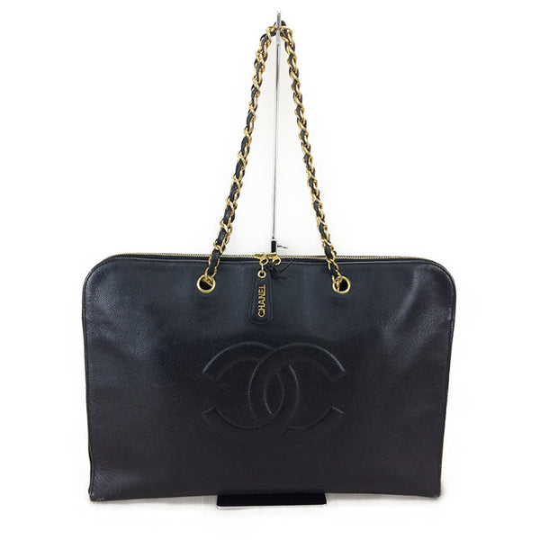 Chanel CC tote bag