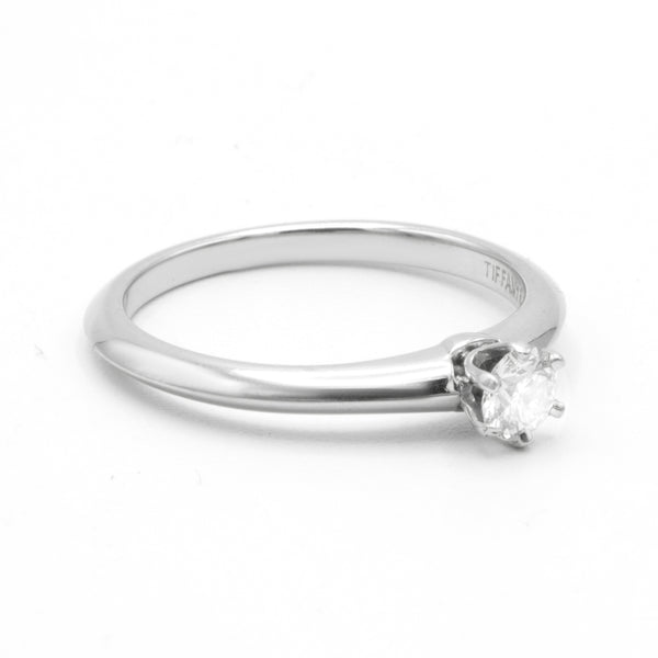 Tiffany & Co Setting Platine ring
