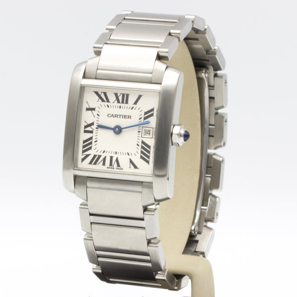 Cartier Tank watch