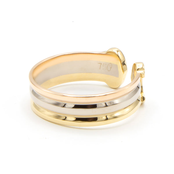 Cartier bague Double C 54